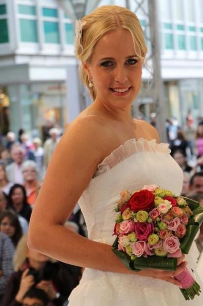 Hochzeitskleid aus Spitze für jede Braut