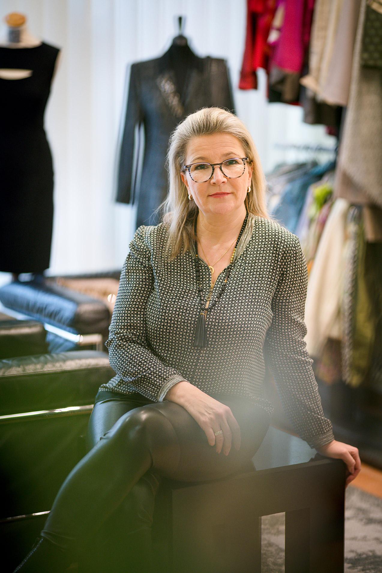 Philosophie - Mode-Atelier Sandra Wenk in Krefeld