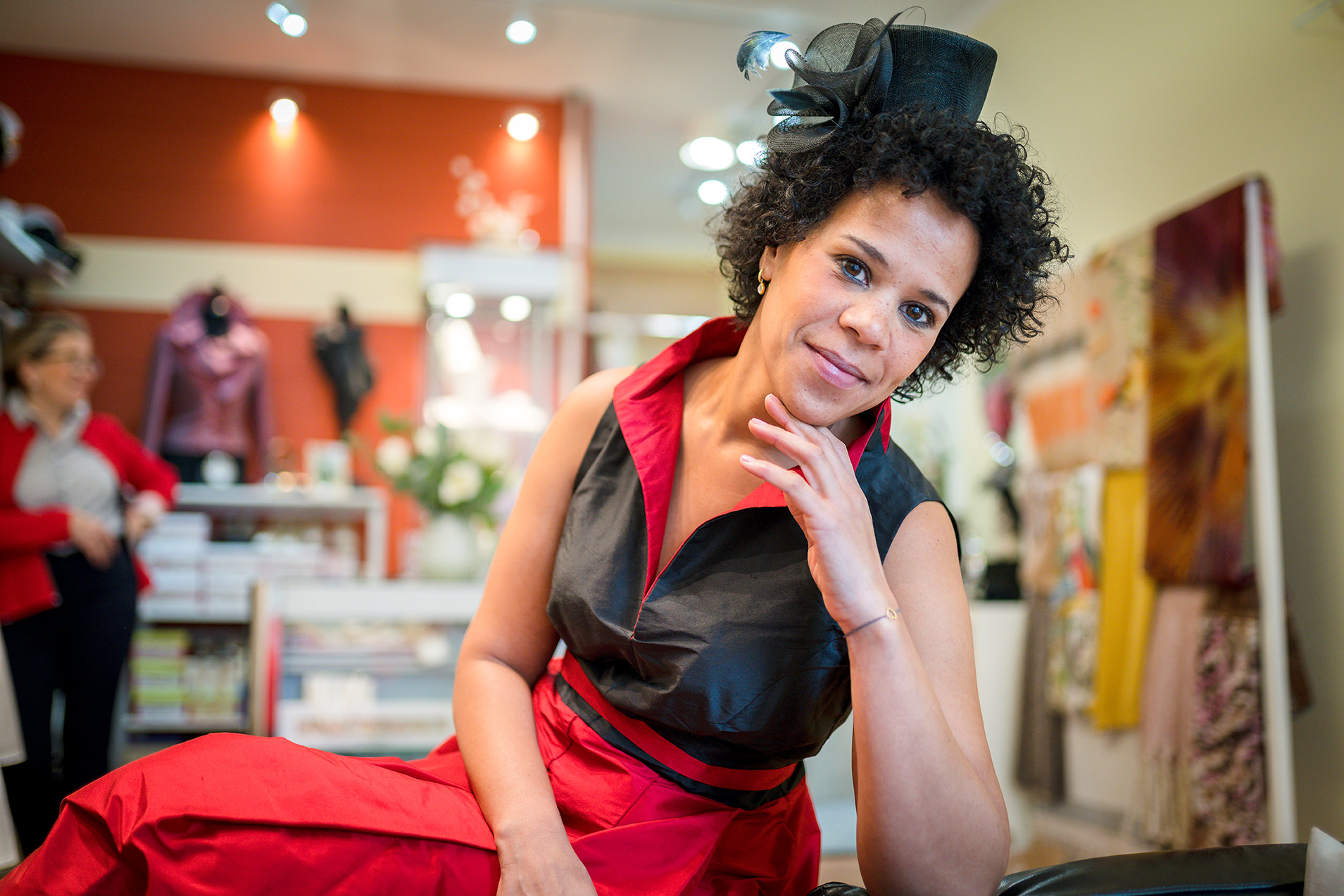 Abendmode - Mode-Atelier Sandra Wenk in Krefeld