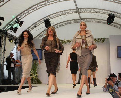 Genügend Zeit für individuelle Beratung ihrer Modewünsche